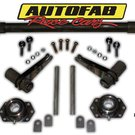 Autofab Pro Series Anti Roll Bar Kit - 4130 CM