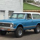 1972 Chevrolet Blazer for Sale $59,999