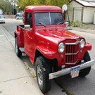 1955 Willys 4-75 Pickup