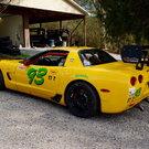 c5 road race car
