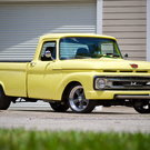 1965 Mercury M100 Stylebox Show Truck 5-speed Manual