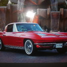 1963 CORVETTE SPLIT WINDOW COUPE  **AWARD WINNER**