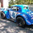 34 Chevy Coupe Legend Race Car