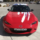 global mx-5 cup miata