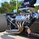 632 Chevrolet; Mullis 245 inch Dragster