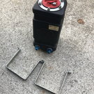 JAZ 1 Gallon fuel cell with brackets for Sale $85