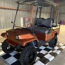 Custom Yamaha Drive G29 Electric Golf Cart