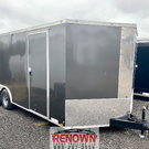***NEW*** 8.5X20 Tandem Axle Enclosed Cargo Trailer