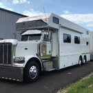 2012 S&S 25' TOTERHOME & 38' LIFTGATE TRAILER