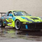 LS swapped Porsche racecar