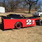 2012 Adams chassis Southern Sport Mod roller.