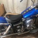 Panhead 1965 Harley