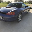 PRICE REDUCED: Porsche Boxster S Street/TRACK