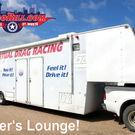 40' LOADED Gooseneck Race Trailer Wacobill.com