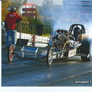 "FED 207"" 540 Blown Alcohol Dragster - $32,500"