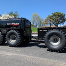 2020 Fat Truck-World's GREATEST Amphibious Vehicle w/Trailer