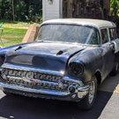 1957 Chevy 2-Door Wagon