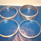 4500 Spacer Ring for Air Cleaner Base Carb Holley Dominator