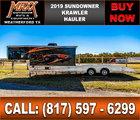 2019 Sundowner Krawler Hauler Pro Grade