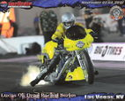 "NHRA ""1000HP Nitro Harley Top Fuel Motorcycle""  for sale $75,000"