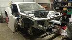 2012 ZL1 Camaro body shell  for Sale $1,950