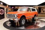 1972 Chevrolet Blazer K5 4X4