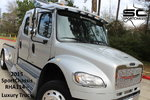 2015 Freightliner M2 10 Sport SportChassis RHA 114 Luxury Di