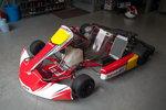 Birel ART Race Kart w/ IAME Parilla Leopard Engine
