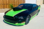 BICKEL BUILT 2014 FORD MUSTANG WITH NITROUS 632 MUSI