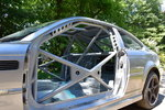 E46 BMW M3 Caged Rolling Chassis