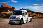 2015 SportChassis RHA-350, 800 miles