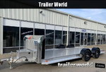 2020 Sundowner 20' Aluminum Tapered Front Open Car Hauler Tr