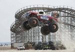 2 race ready Monster Trucks