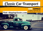 Enclosed Auto Transport/ Nationwide Service