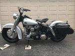 1958 Harley Davidson Panhead