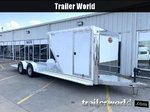 2020 Sundowner Outdoorsman 25' Aluminum Enclosed / Open Trai