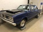 1966 Dodge Coronet Post Car