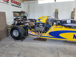 2009 American race cars built dragster turn key .