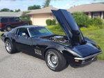 1969 Big Block Corvette with 4-speed