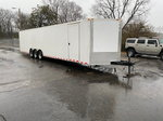 2021 Empire Race Car/Equipment 37' V-nose Trailer