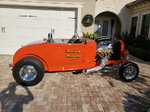 1931 Ford Model A Brookfield Roadster Coup-Convertible