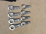 Small Block Aluminum Rods