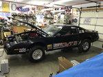1983 Pontiac Firebird race car