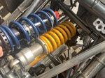 Shocks for Racetech