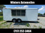 2021 WELLS CARGO WHD8520T3 CONCESSION ENCLOSED CARGO TRAILER