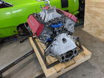 Ganassi Racing R5P7 358ci Approx 800hp Small block mopar, he