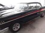 57 Chevy Belair completely restored