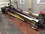 American dragster