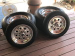 Weld Wheel & Tire Package
