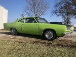1968 Plymouth RoadRunner-mopar muscle
